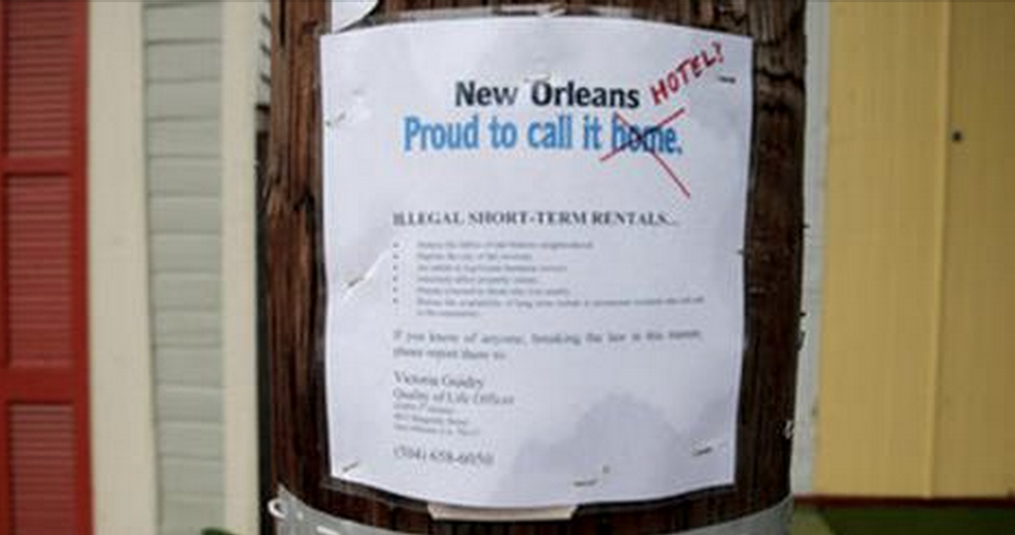 Regulate short-term rentals in New Orleans or shut them down: Kerry Ranson | NOLA.com