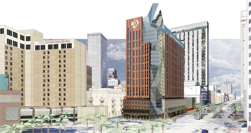 Controversial CBD hotel project weathers public thrashing | NOLA.com