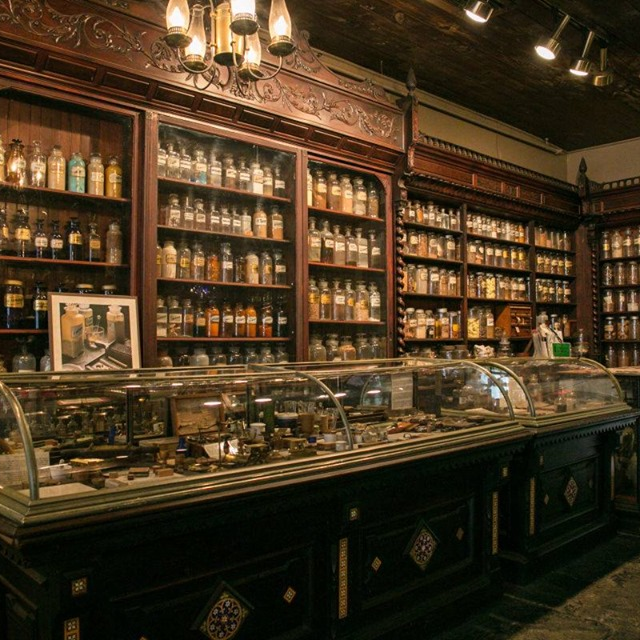 Credit Due: An 1850 Apothecary Through One Year of Purchases